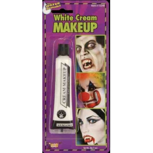 White Face Paint - Make Up
