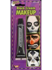 Black Face Paint - Make Up