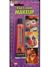 Red Face Paint - Make Up