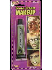 Green Face Paint - Make Up