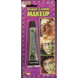 Green Face Paint - Make Up