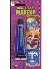 Bule Face Paint - Make Up