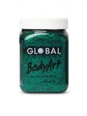 Green Glitter Face Paint 200ml - Global Face Paint