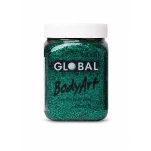 Green Glitter Face Paint 200ml - Global Face Paint