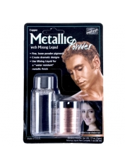Metallic Copper Powder with Mixing Liquid