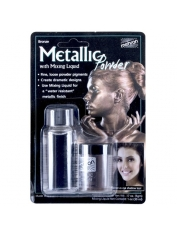 Metallic Bronze Powder with Mixing Liquid