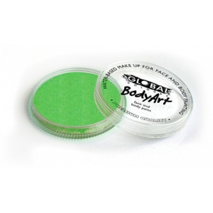 Global Cake Face Paint Lime Green 32g