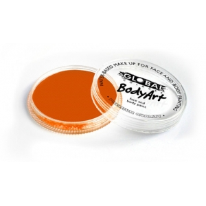 Global Cake Face Paint Orange 32g