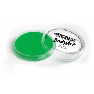 Global Cake Face Paint Green 32g