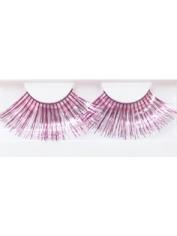 Pink Silver Shining - Eyelashes