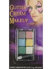 Glitter Cream Makeup