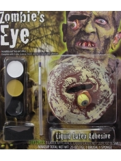 Zombies Eyes Makeup Kit