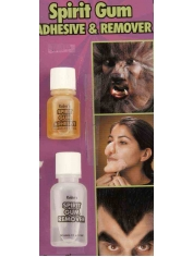 Spirit Gum Adhesive and Remover - Make Up