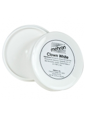 Clown White 65g - Halloween Makeup
