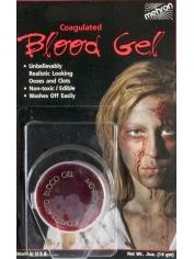 Coagulated Blood Carded 14gm - Halloween Make Up
