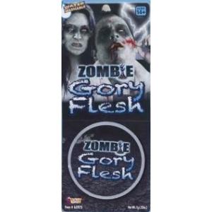ZOMBIE GORY FLESH - Halloween Make Up