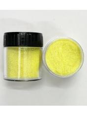 Ultra Fine Opal Glitter Lemon - Face Paint and Glitter