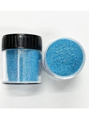 Ultra Fine Opal Glitter Sky Blue - Face Paint and Glitter