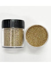 Holographic Glitter Ultra Fine Gold - Face Paint and Glitter