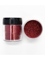 Ultra Fine Glitter Red - Face Paint and Glitter