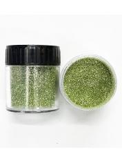 Ultra Fine Glitter Light Green - Face Paint and Glitter