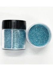 Ultra Fine Glitter Aqua Blue - Face Paint and Glitter
