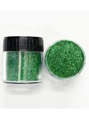 Ultra Fine Glitter Green - Face Paint and Glitter