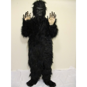 Full Gorilla Costume - Adult Mens Costumes