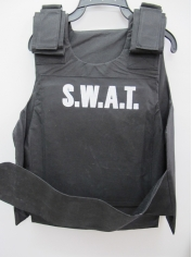 Swat Vest Standard - Police and Army Costume