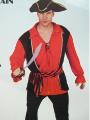 Pirate Captain - Mens Costumes