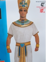 Egyptian Mens Costume - Mens Costumes