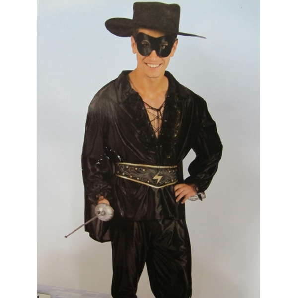 Bandit Mens Costume