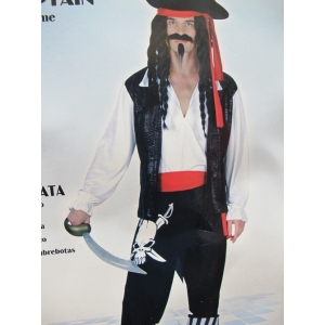 Priate Captain - Mens Costumes
