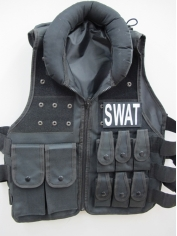SWAT Vest - Mens Costume