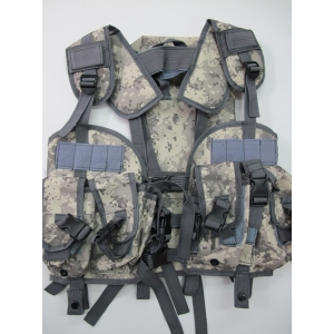 Army Digital Vest - Mens Costumes