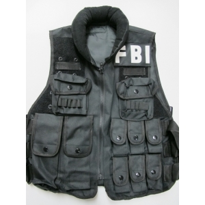 FBI Vest - Mens Costumes