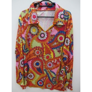 Hippie Mens Shirt - Mens Costumes