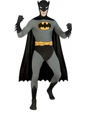 BATMAN 2ND SKIN - Adult Men's Costumes