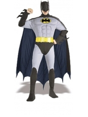 BATMAN MUSCLE CHEST - Adult Men's Costumes