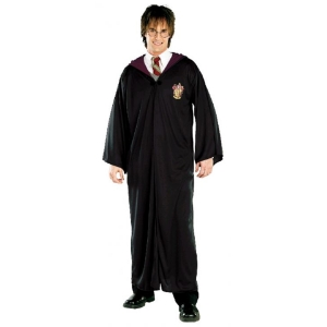 ADULT HARRY POTTER ROBE - Adult Super Hero Costumes