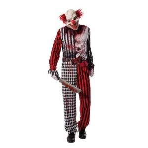 Devil Clown - Halloween Mens Costumes