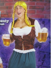 Bavarian Happy Beauty - Oktoberfest Costumes
