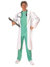 Doctor Lab Coat - Halloween Men Costumes