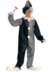 Harlequin Clown - Halloween Men Costumes