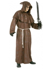 Monk Robe - Halloween Men Costumes