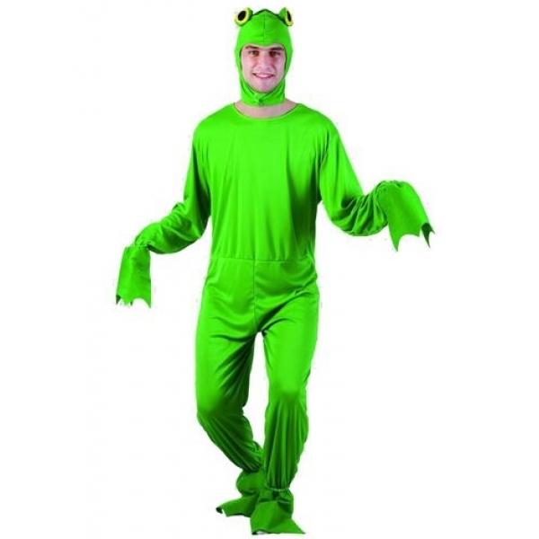 Frog Man Mens Costume