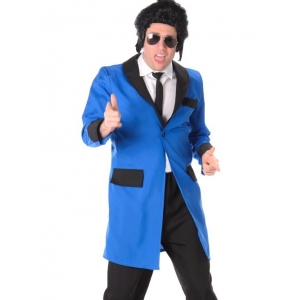 50's Blue Jacket - Mens Costumes