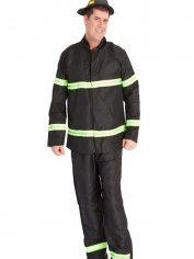 Fire Man - Mens Costume