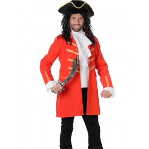 Red Pirate - Mens Costumes