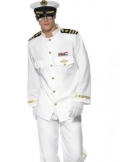 Captain Sailor - Mens Costumes
